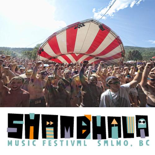 Shambhala, Music Festival, Salmo, Ganjaology, BC