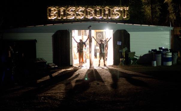 Cody Puckett, Ganjaology, Bass Coast