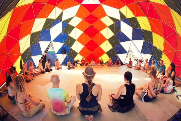 Ganjaology, Symbiosis Gathering, The Confluence Group