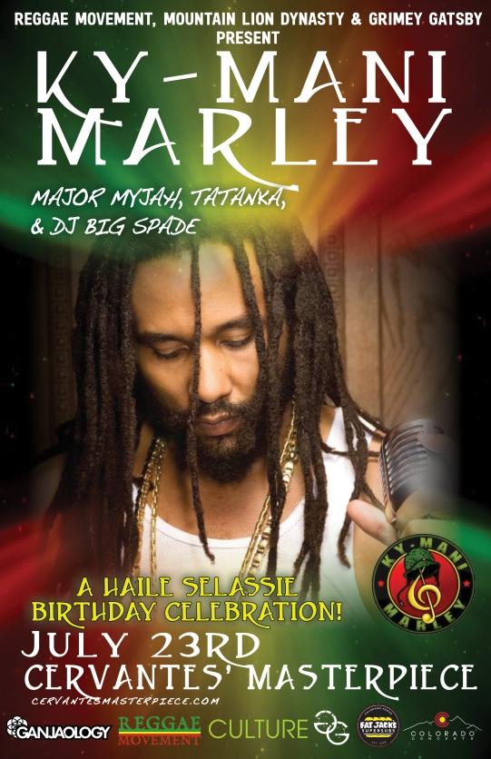 2015-07-22 - Ky-Mani Marley - AGGIE