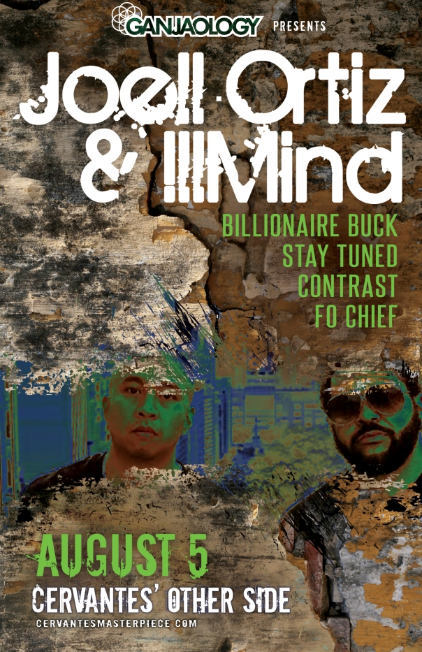 2015-08-5 - Ortiz & !llMind